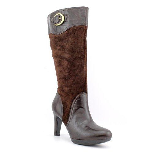 Naturalizer Women'S Ilaz Boot,Oxford Brown,7.5 M Us