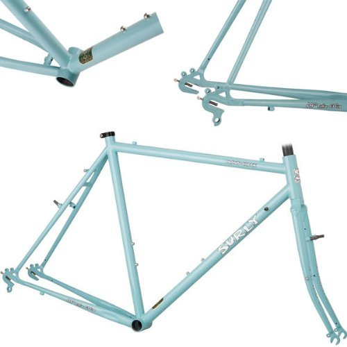 Surly Cross Check Frame 58cm Robins Egg Blue