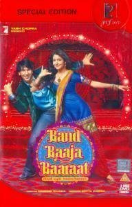 BAND BAAJA BAARAAT (2 DISC COLLECTORS EDITION DVD) by Anushka Sharma