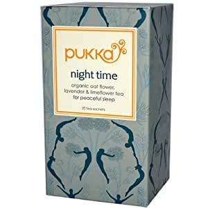 Pukka - Tisane ayurvédique Night time bio