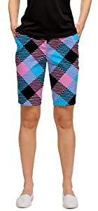 Miami Slice Loudmouth Ladies Golf Shorts by Loudmouth Golf