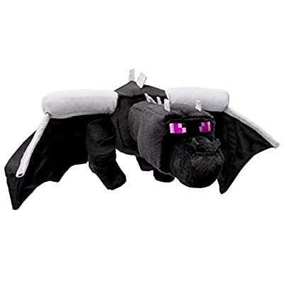 Just Model Deluxe Ender Dragon Plush from Minecraft