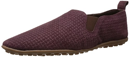 Famozi Famozi Men's Suede Leather Slip-On Loafers And Mocassins (Multicolor)