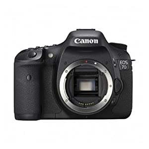 Canon EOS 7D Digital SLR Camera Body