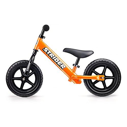 【数量限定: ワクワク4点セット付】ストライダー ST-J4 オレンジ (日本正規品)(安心の1年間保証付)