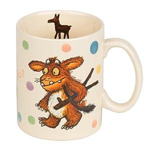 Gruffalo Child Spotty Ceramic Mug