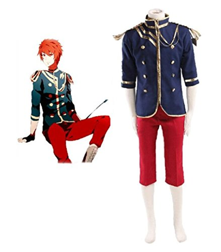 Vicwin-One Uta No Prince-sama Ittoki Otoya Military Uniform Cosplay Costume