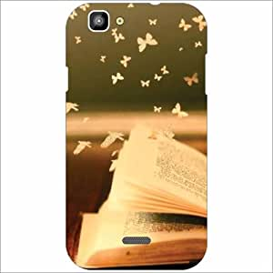 XOLO One Back Cover - Silicon Abstract Designer Cases