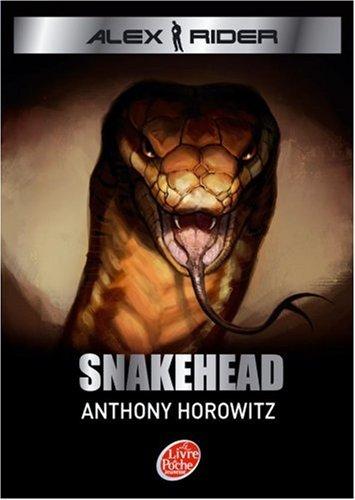 Les Aventures d'Alex Rider (7) : Snakehead