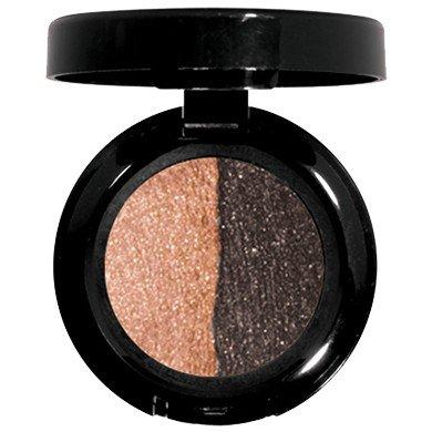 Baked Split Eyeshadow - Satin/Metallic Finish 2.8g (Oasis) (Mac Pink Split Eye Shadow compare prices)