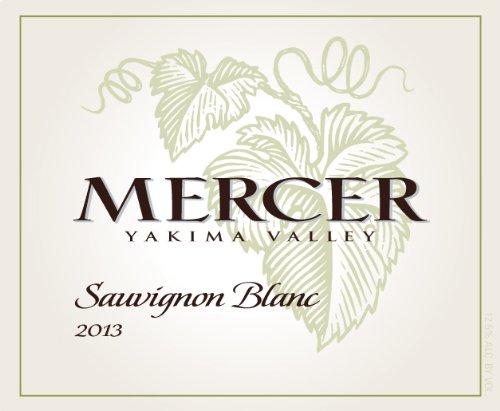2013 Mercer Estates Yakima Valley Sauvignon Blanc 750 Ml