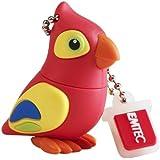Emtec EKMMD8GM328 Animals Parrot 8GB Speicherstick USB 2.0
