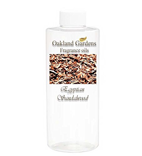 Egyptian Sandalwood Fragrance Oil - 100% Premium Grade Uncut Oil - Warm And Mysterious Sandalwood With An Oriental Woodsy Appeal And Slight Musk Notes - Fragrance Oil By Oakland Gardens