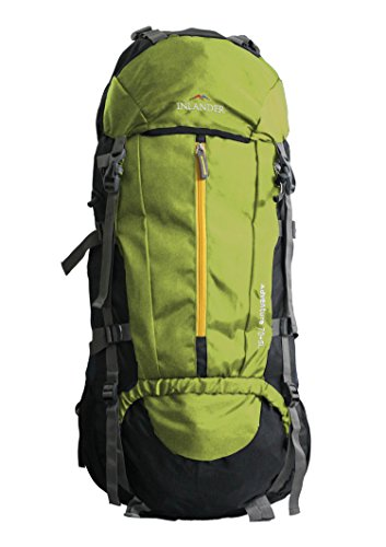 INLANDER-Decamp-1009-70Ltrs-Green-Backpack