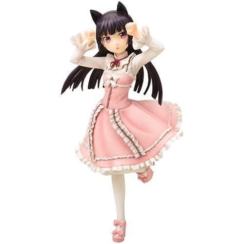 코토부키야 나 의 여동생이 이렇게 귀여울 수가 없다.검은 고양이 -Sweet Lolita- 1/7스케일 PVC페인티드-KTOPP520 (2013-12-19)