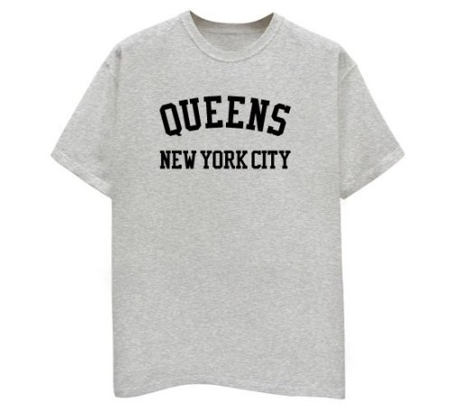 Queens - Buy Queens - Purchase Queens (Direct Source, Direct Source Shirts, Direct Source Womens Shirts, Apparel, Departments, Women, Shirts, T-Shirts)