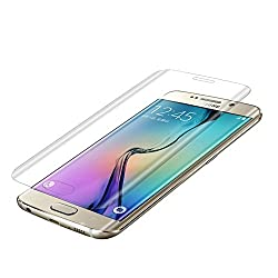 SPL 3D Curved Surface Full Cover Tempered Glass for Samsung Galaxy S7 Edge -Transparent