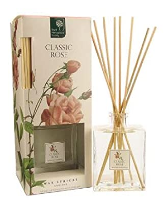 Wax Lyrical Rhs Reed Diffuser Classic Rose by Colony Gift Corporation Ltd