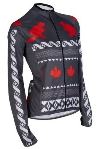 Buy Low Price Sugoi Women's Ski Bunny Long Sleeve Jersey (68212F.283)