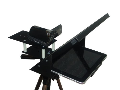 Why Should You Buy iPad iPad2 iPad3 iPad4 iPad Mini Teleprompter R810-10 with Beam Splitter Glass