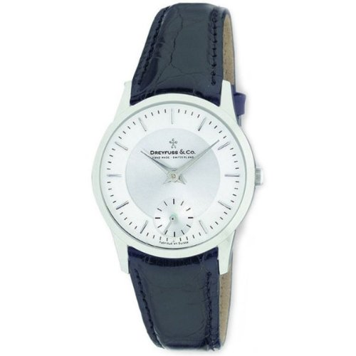 Dreyfuss Gents Strap Watch DGS00001-02