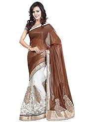Bano Tradelink Women's Chiffon Saree(7005, )