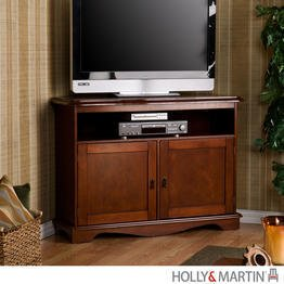 Cheap Holly & Martin Clinton Corner TV Media Stand (63-067-055-6-05)