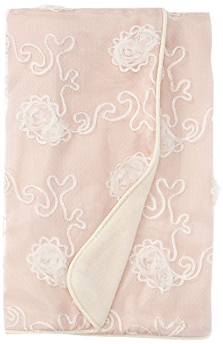 Sweet Potato Lil' Princess Quilt, Pink/Cream/Ivory