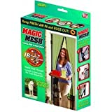 Magic Mesh Screen Door, Hands-Free, 1 screen