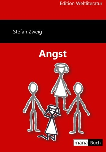 Angst  [Zweig, Stefan] (Tapa Blanda)