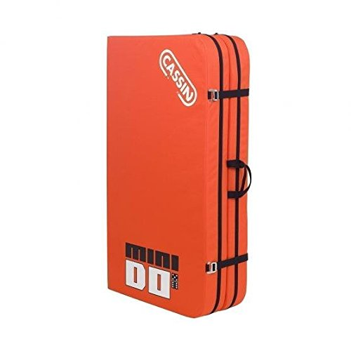 Cassin-Minido-Orange-One-Size-Durable-high-quality-bouldering-crash-pad