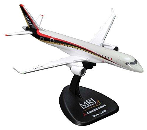 旅客機コレクション 1/400 三菱航空機MRJ90(飛行試験機1号機)