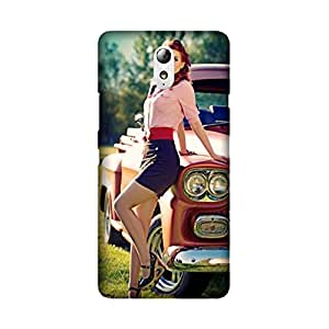 Lenovo Vibe P1M Back Cover - StyleO Designer Printed Mobile Back cover for Lenovo Vibe P1M (Tempered Glass Free)
