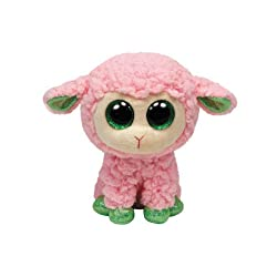 [Best price] Stuffed Animals & Plush - Ty Beanie Boos Babs - Lamb - toys-games