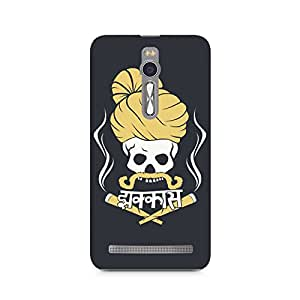 Ebby Jhakkas Premium Printed Case For Asus Zenfone 2