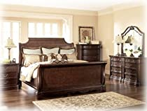 Hot Sale King-Cal King Sleigh Bed By Ashley Furniture