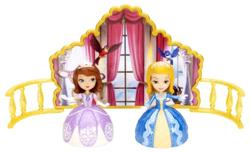 Disney Sofia The First Dancing Sisters, 2-Pack front-777602