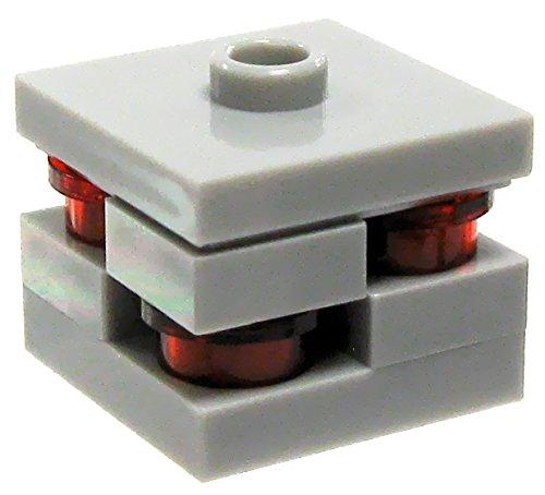LEGO Minecraft Terrain Redstone Ore Block