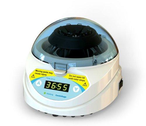Brand New Mini Centrifuge Mini-6K 6000Rpm 3000G Led Display
