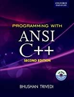 Programming with ANSI C++, 2nd Edition Front Cover
