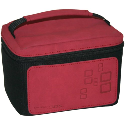 Nintendo 3DS Traveler Bag - Red