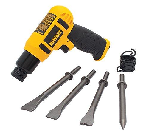 Chisel Air Hammer Dewalt Tool Kit Set Pneumatic Gun Heavy