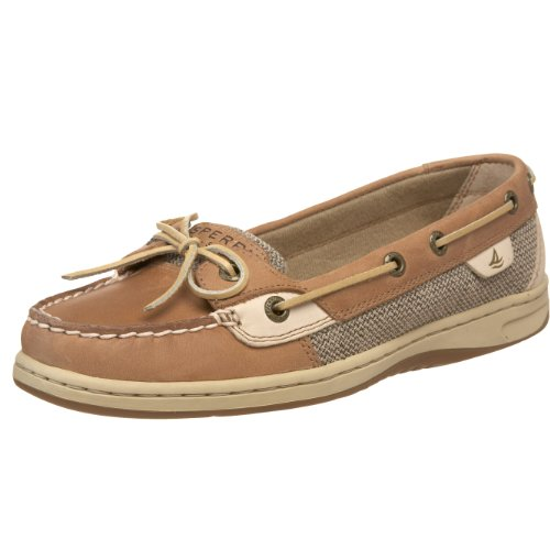 Sperry Top-Sider Angelfish Color: Linen/Oatmeal Width: Medium Womens Size: 9