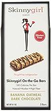 Skinny Girl On The Go Protein Bar Banana Oatmeal Dark Chocolate
