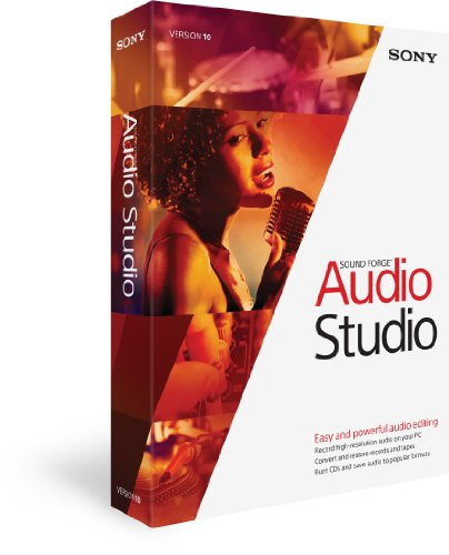 Sony sound forge 10 cheap price