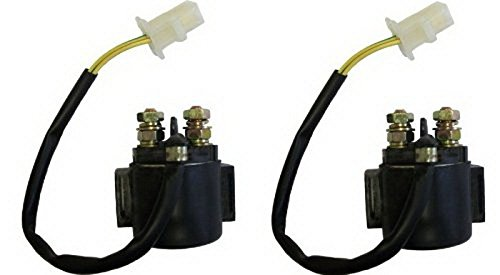 1PC Starter & Solenoid Relay Fit For Honda 120 200 250 TRX Trx120 Trx200 Trx250 1984 1985 1986 1987