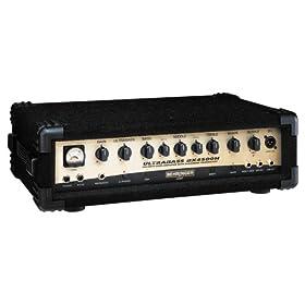 Behringer BX4500H 450-Watt Bass Amp Head