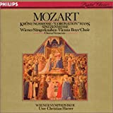 Mozart;Coronation Mass