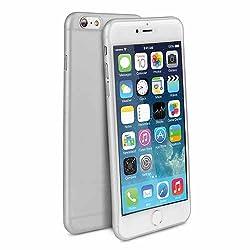 Uniq Bodycon Dove Skinfit Case for iPhone 6/6S White