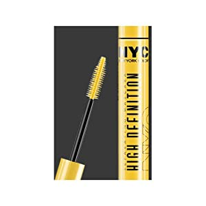 NYC High Definition Separating Mascara Extreme Black (2-pack)